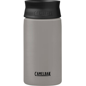 CamelBak Hot Cap Drinkfles 400ml grijs